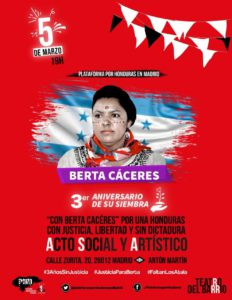 Acto Social y Artístico en el Teatro del Barrio @ Teatro del Barrio