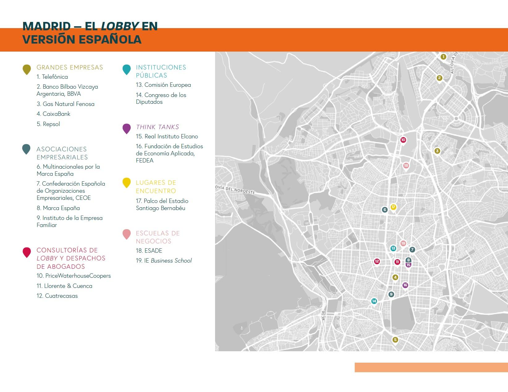 Lobby Planet, una guía por el mundo del lobby en Bruselas y Madrid